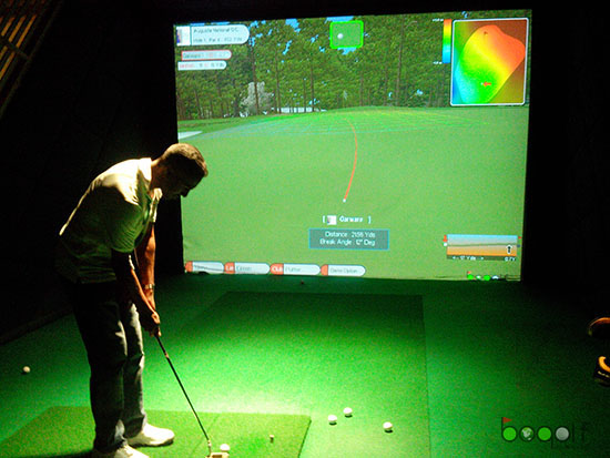 Bogolf Professional Golf Simulator
