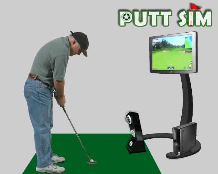 Bogolf Putting Golf Simulator